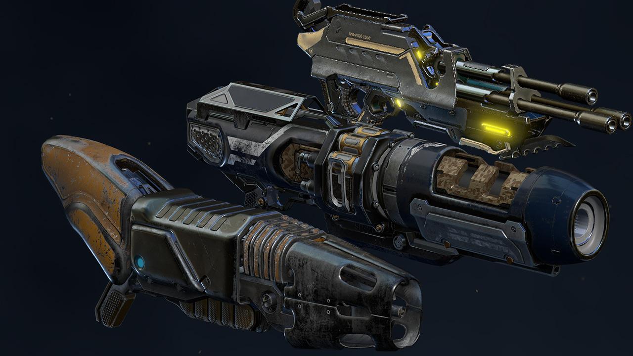 Quake Summer 2021 Guns