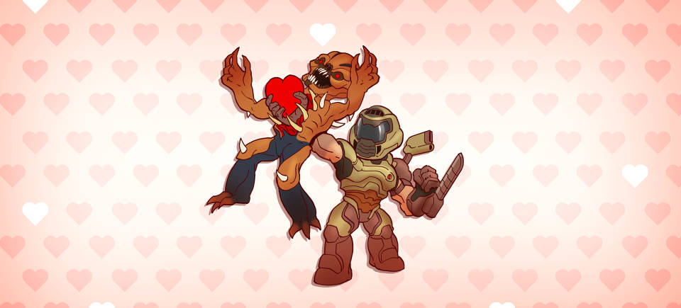 From Slayers to Sweethearts: Happy Valentine's Day from the Club!