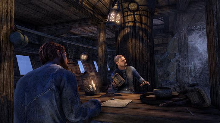 Your First Few Hours in The Elder Scrolls Online: Morrowind