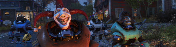 Fallout 76 | Inside the Vault: Fasnacht Seasonal Event and Patch 7