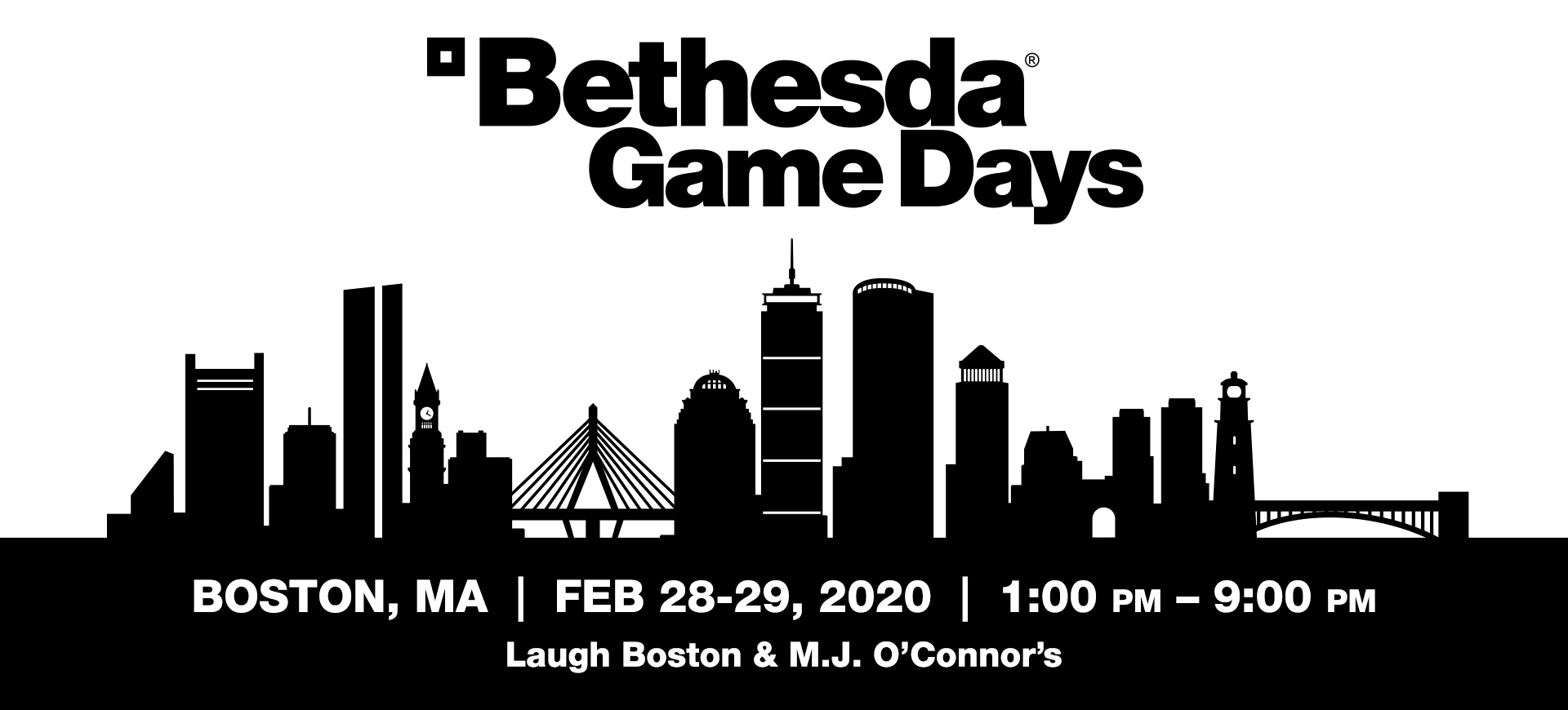 Bethesda GDays PaxEast 2020 Bnet 1920x870 MainAnnounce-03