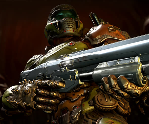 12,000,000,000 slain demons later, DOOM Eternal is just getting started