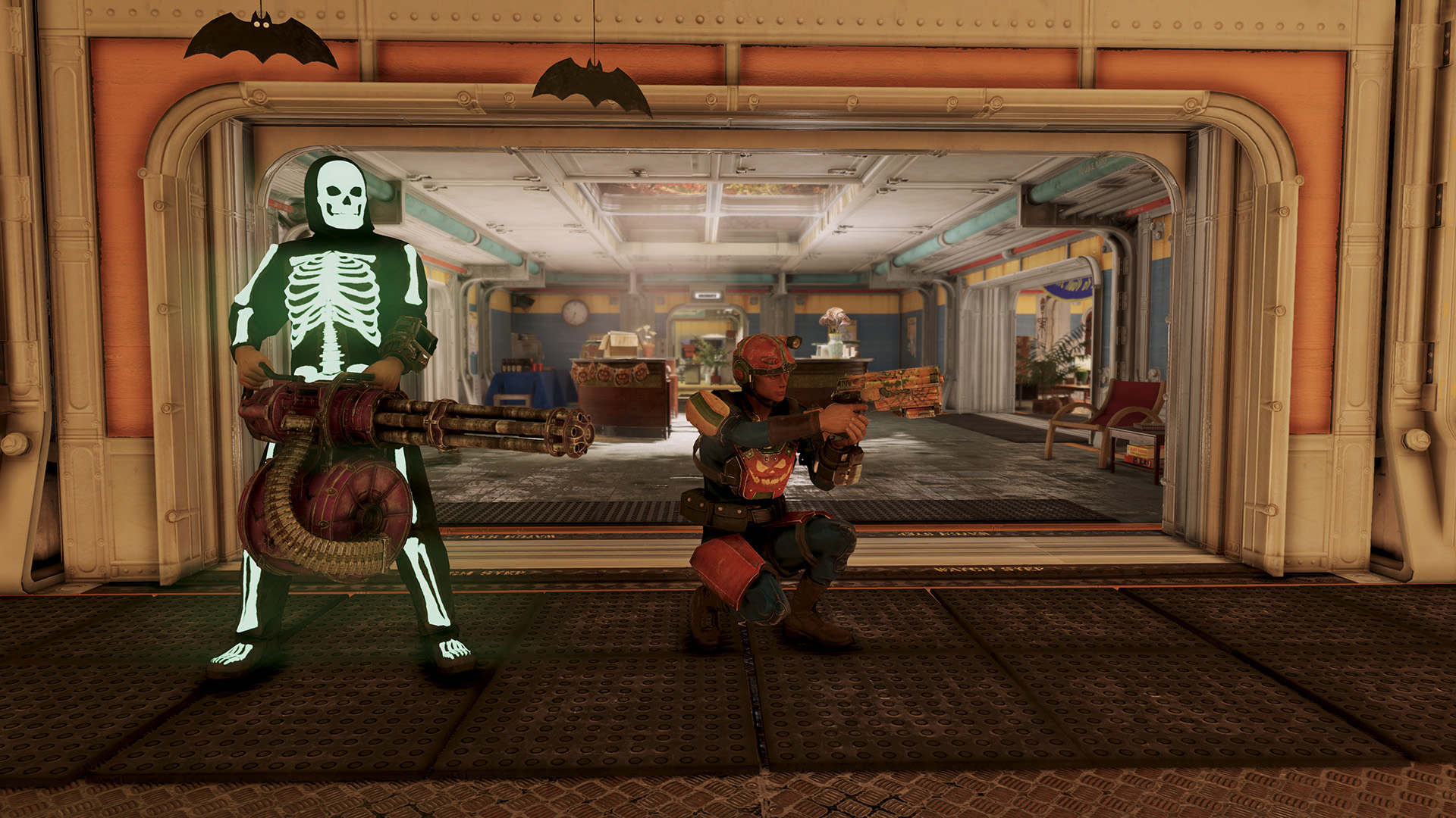 Fallout 4 Halloween 2020 Fallout 76: Inside the Vault – Happy Halloween!