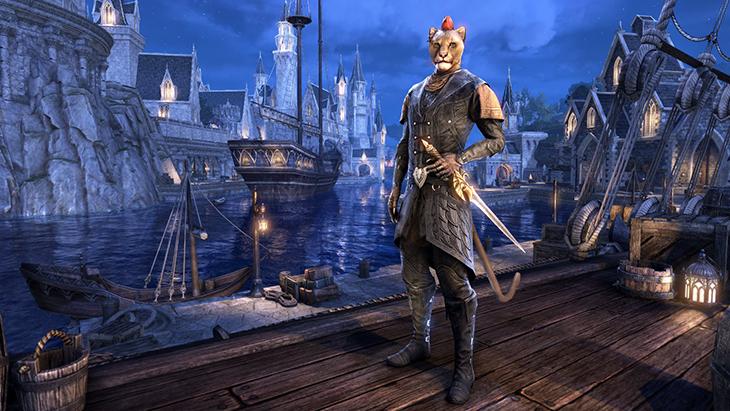 The Elder Scrolls Online: Summerset & Update 18 Now Live