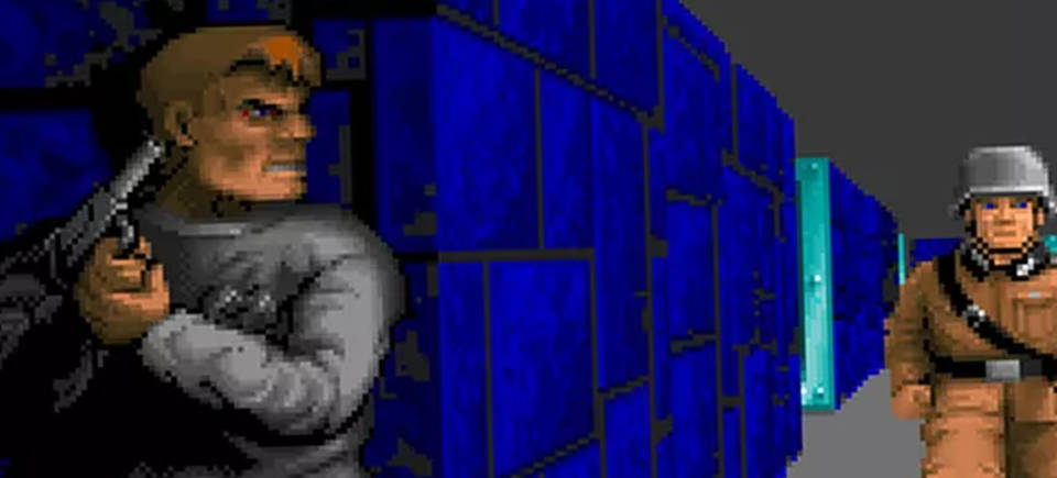 Top 5 Secrets of DOOM - #5: Wolfenstein 3D