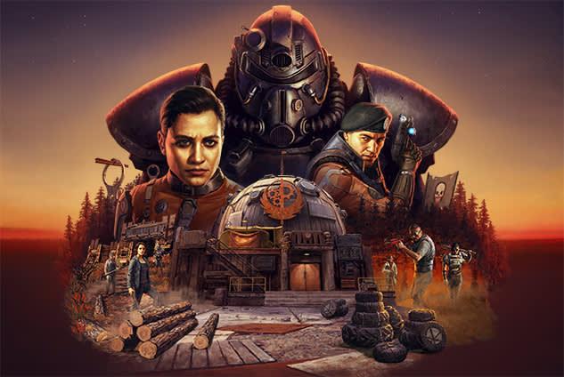 Todo lo que necesitáis saber sobre la expansión Amanecer de Acero de  Fallout 76