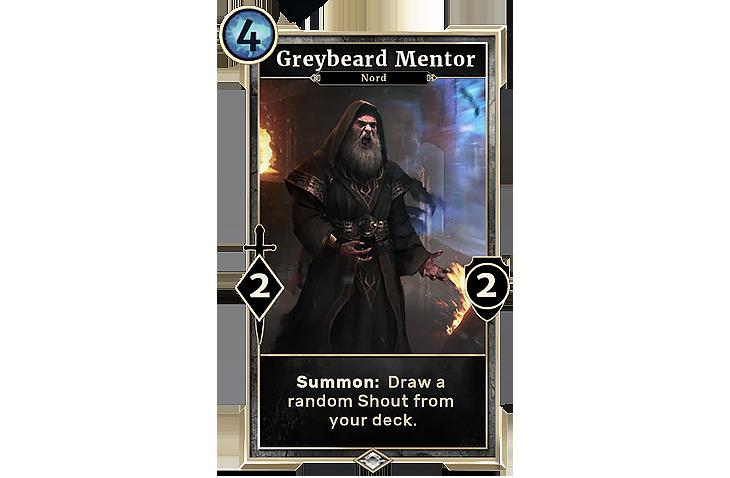 TESL Skyrim GreybeardMentor EN