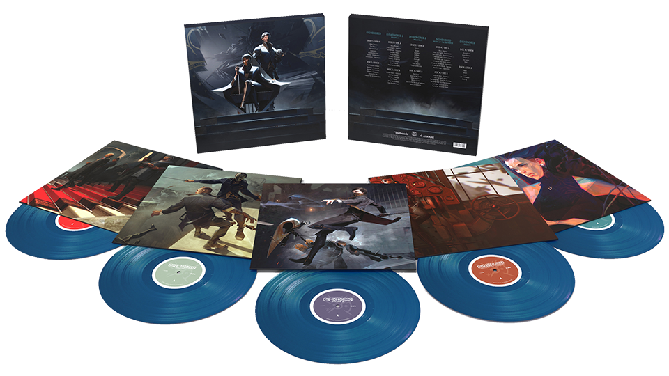 Ark20 Vinyl Collection саундтрек Dishonored