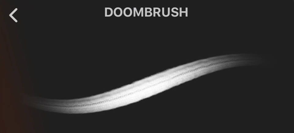 Pushing the DOOMBrush to the MAX