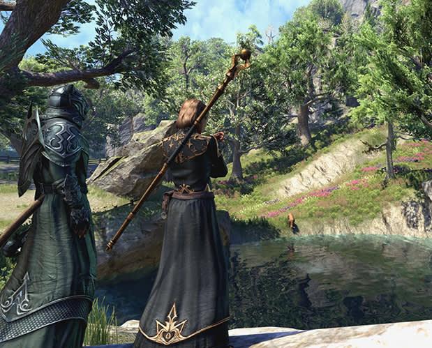 The Elder Scrolls Online - Guide de voyage de l'Archipel du Couchant