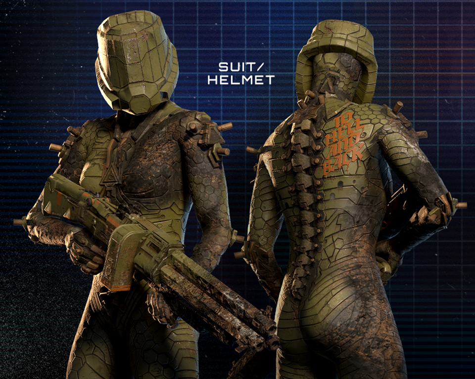 Youngblood SCSuitSkin