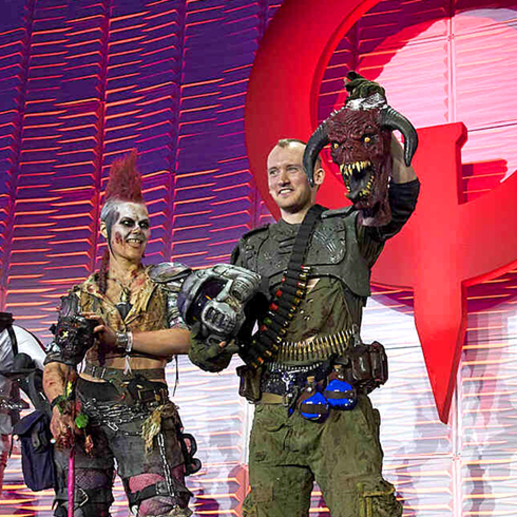 Check Out These Amazing Doomcon Cosplayers Bethesda Net