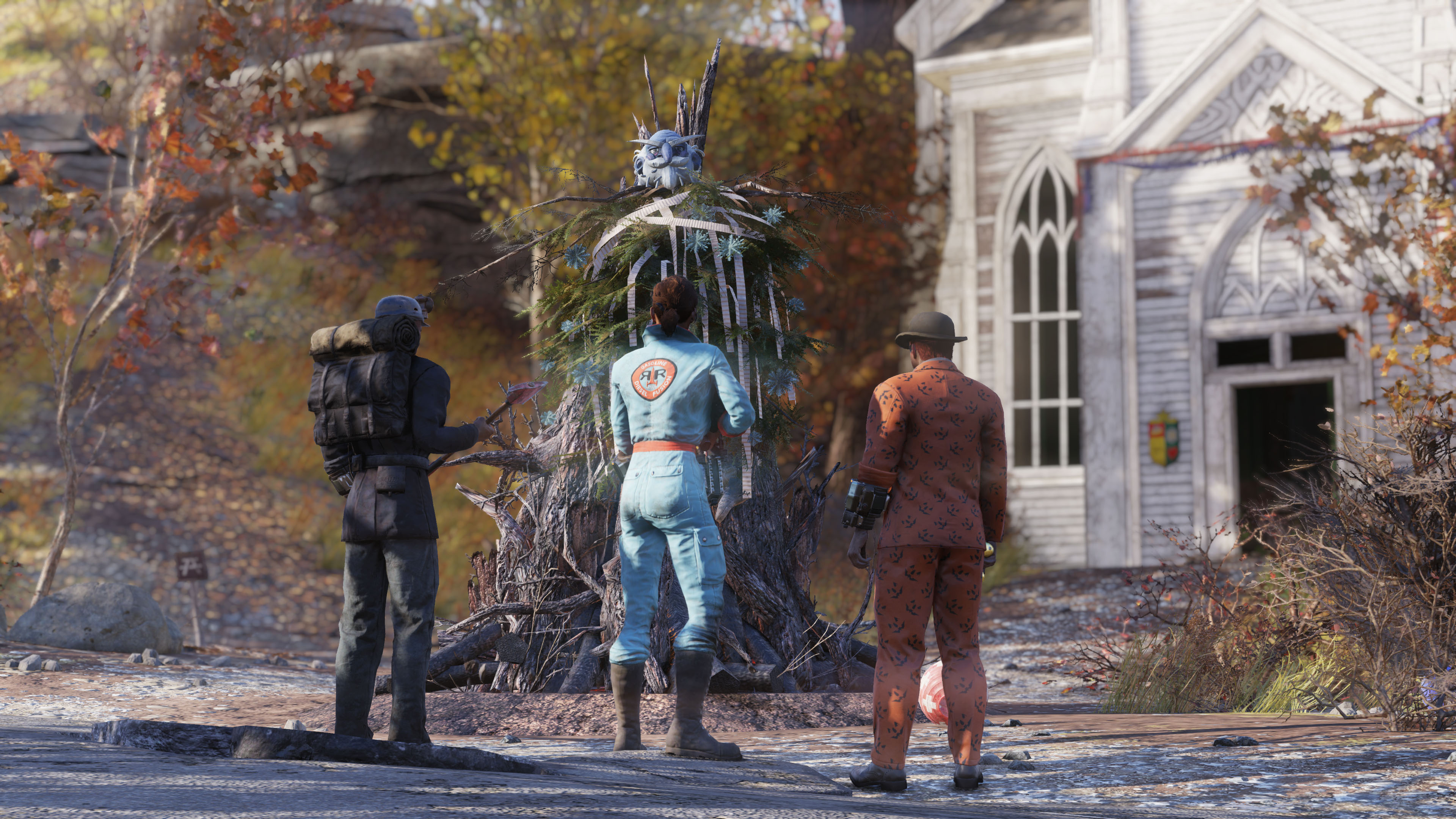 Fallout 76 | Inside the Vault: Fasnacht Seasonal Event and