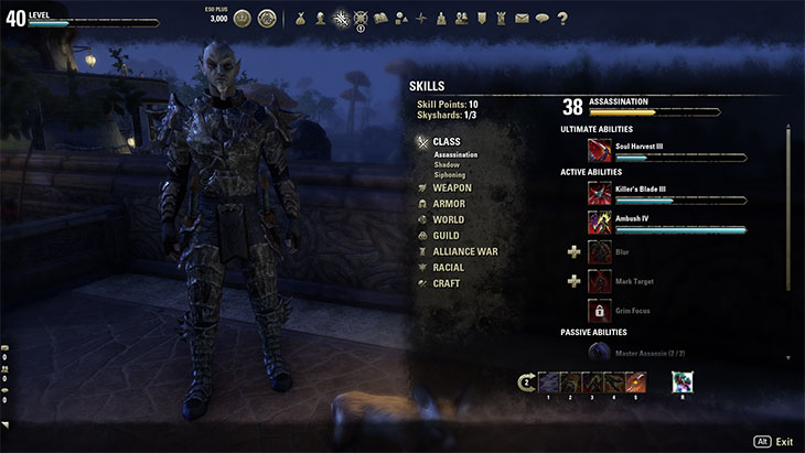 Crafting your character in the elder scrolls online morrowind eso characterbuilding selfimprovement 730x411 maxwellsz