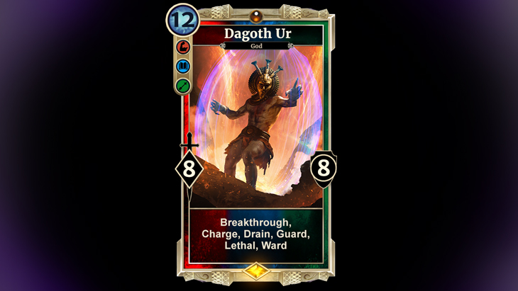 TESL Dagoth Ur