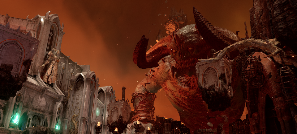 Slay or be Slayed – A closer look at DOOM Eternal's