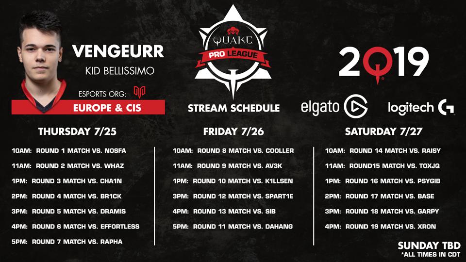 VengeurR-QuakeCon-Schedule 960x540