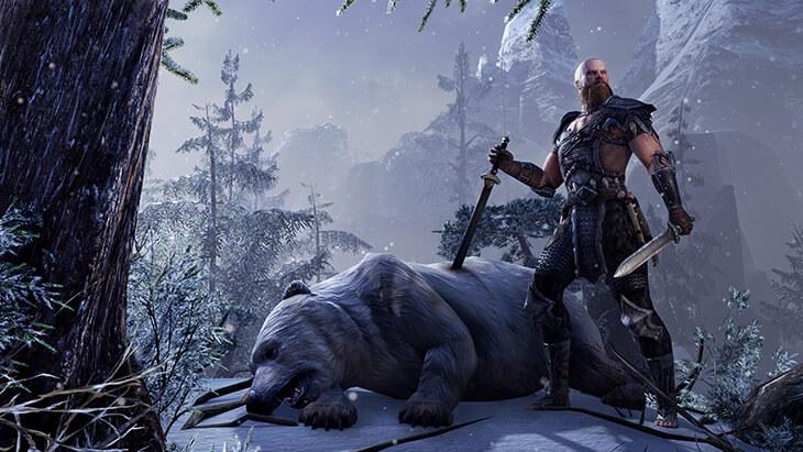 Exploring in The Elder Scrolls Online: One of Your