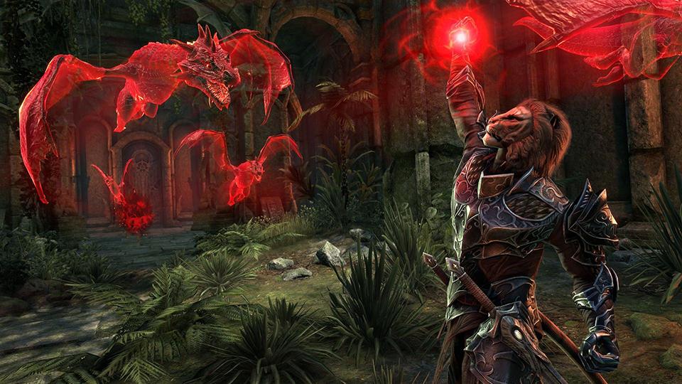 The Elder Scrolls Online Celebrates The Elder Scrolls' 25th Anniversary