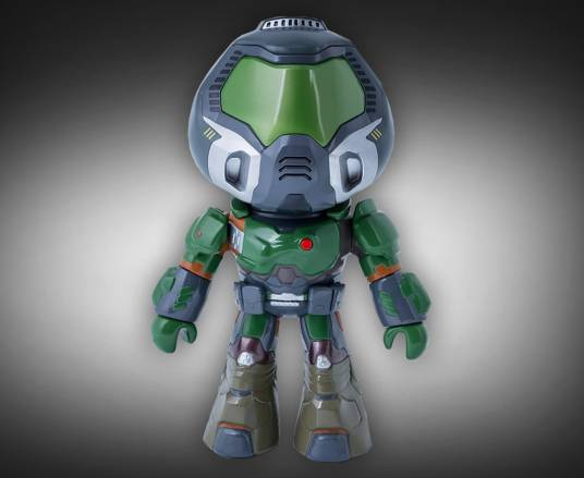 Gamingheads DOOM Guy Collectable