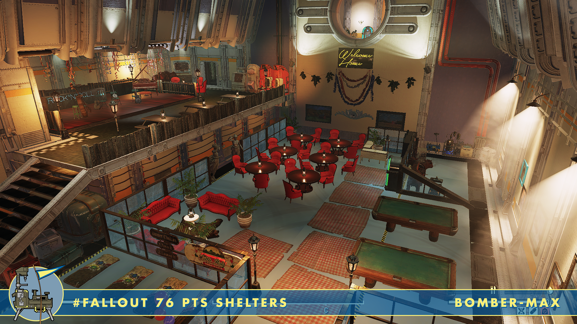 76 PTS Shelters Bomber-Max