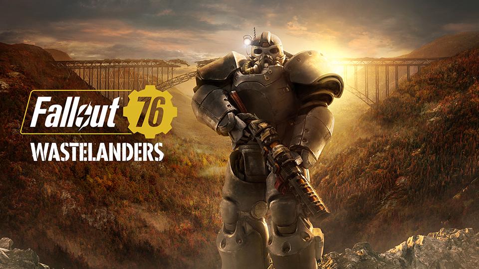 Fallout76 WastelandersKeyArt