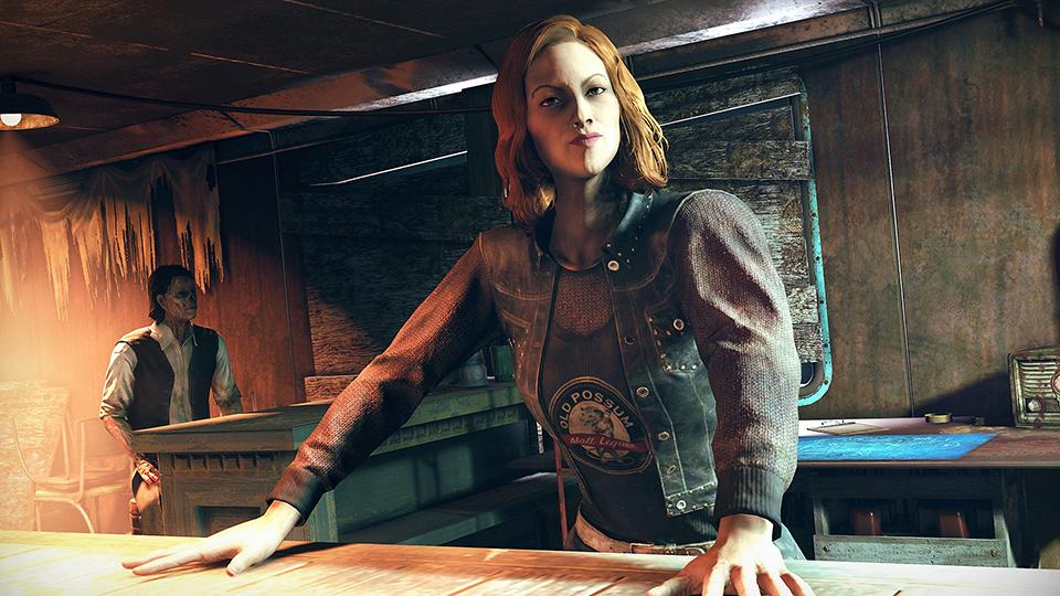 Fallout76 Bar