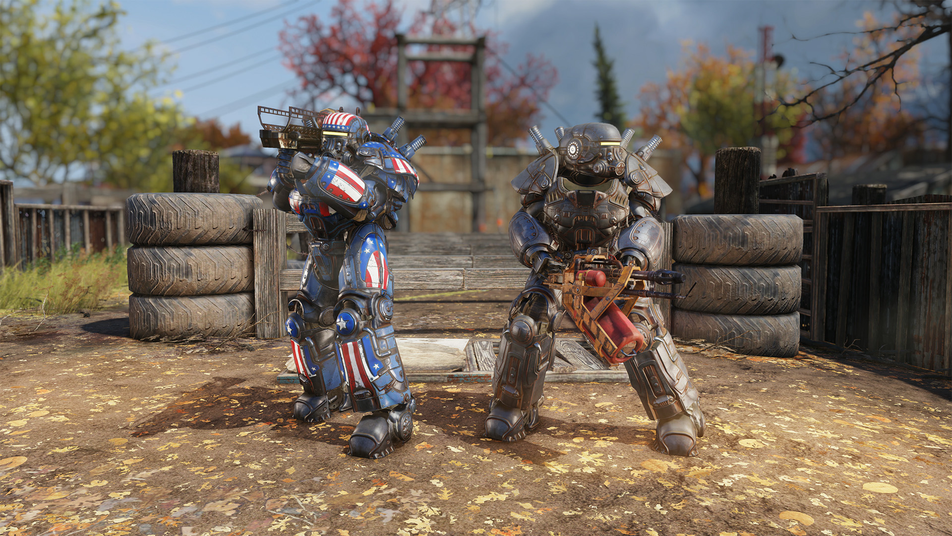 Fallout 76 | Atomic Shop: Patch 11 Items and Sales