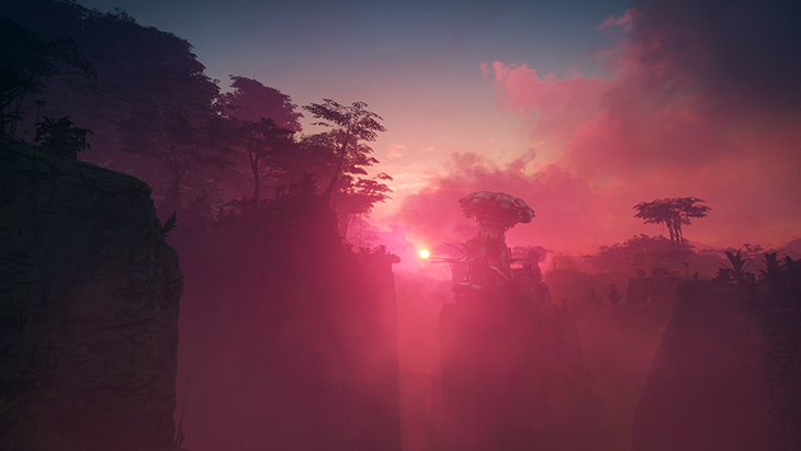 RAGE2 Announce Sunset