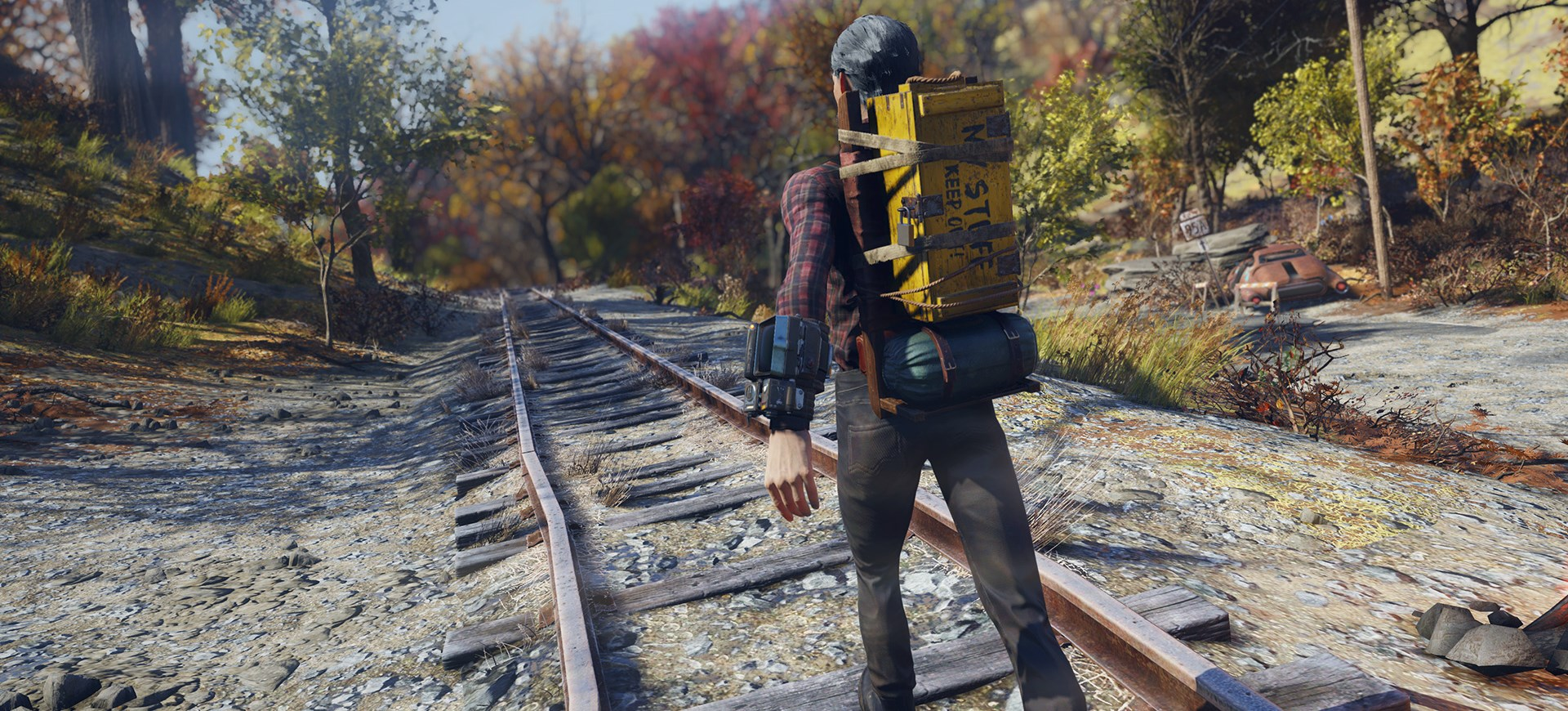 Fallout 76: Wild Appalachia Patch Notes – March 13, 2019