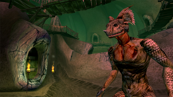 The Elder Scrolls III: Morrowind arrives on Xbox One