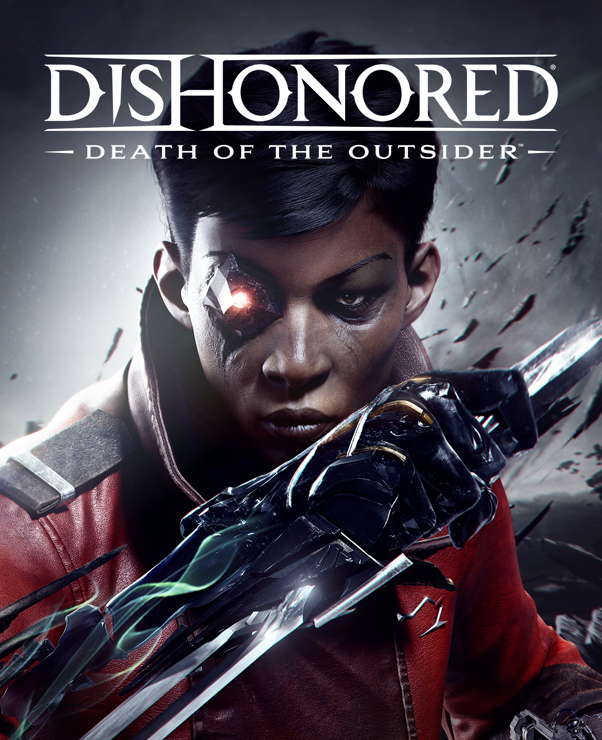 Dishonored: Death of the Outsider Release Date