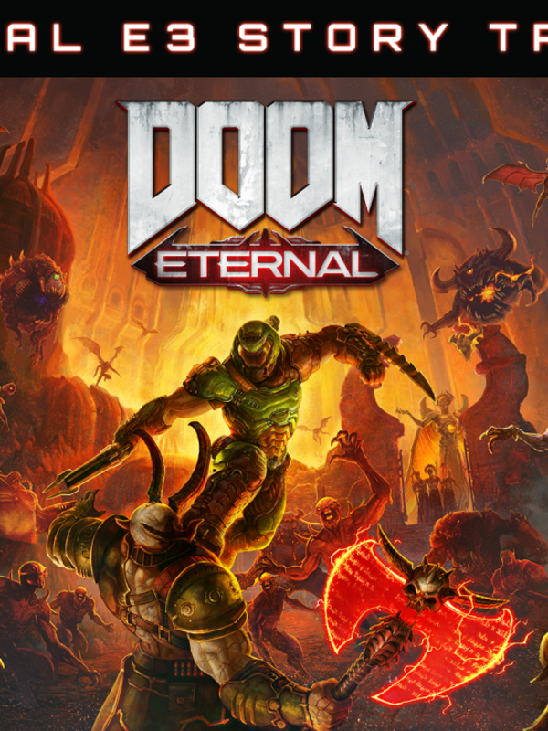 Home Slayers Club Doom Eternal Bethesda Net