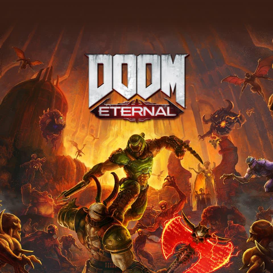 DOOM Eternal | Bethesda.net
