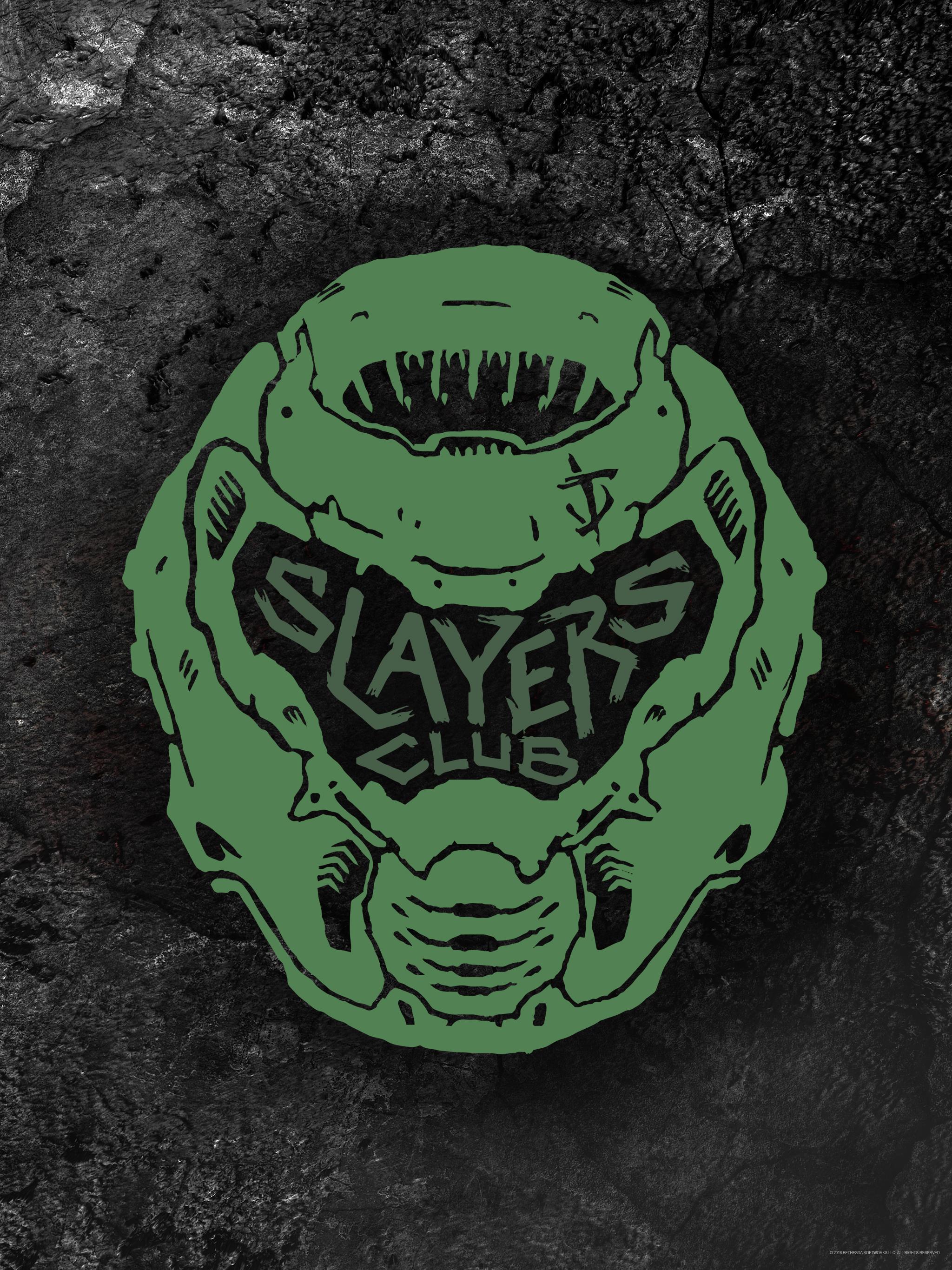 Home | Slayers Club | DOOM Eternal | Bethesda net