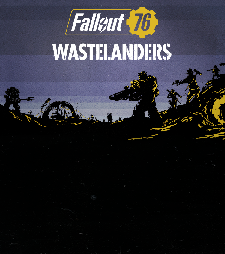 Fallout 76 Our Future Begins
