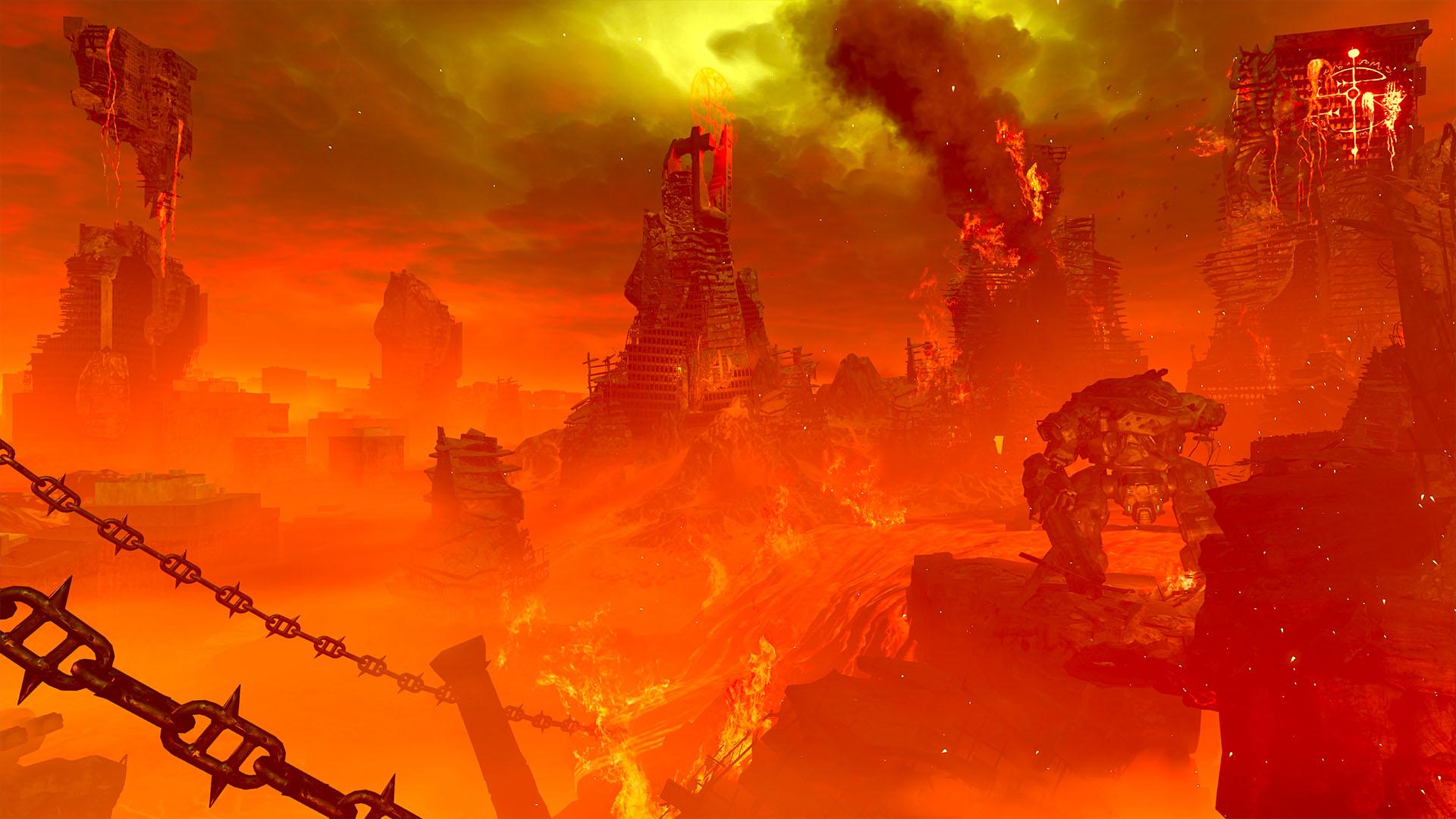 Hell on Earth | Bethesda.net