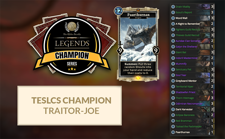 TESL TraitorJoe Deck2