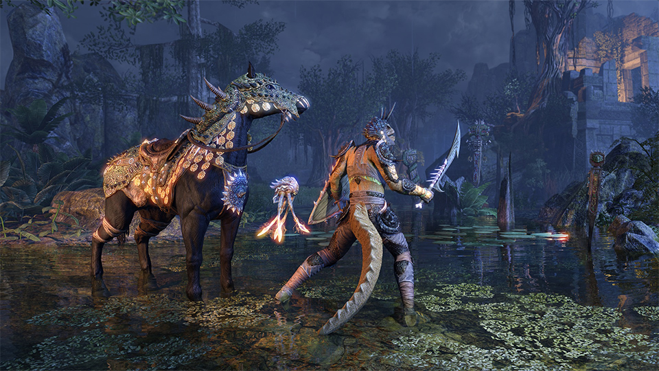 Murkmire DLC Game Pack & Update 20 Now Live on All Platforms