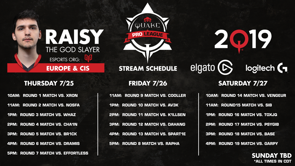 Raisy-QuakeCon-Schedule 960x540