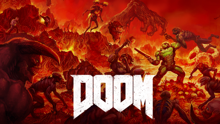 DOOM – Artwork Time-lapse