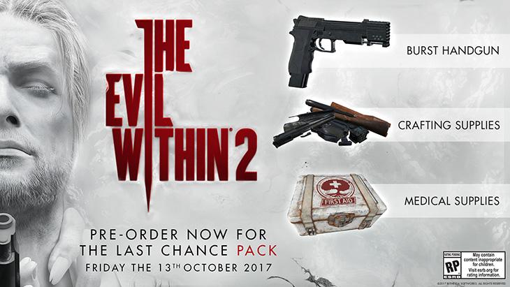 Αποτέλεσμα εικόνας για evil within 2 the last chance pack