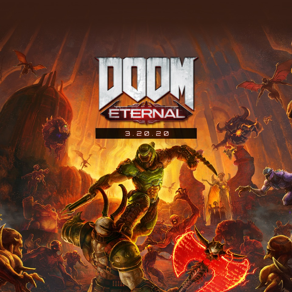 Best Multiplayer Games Pc 2020.Doom Eternal Bethesda Net