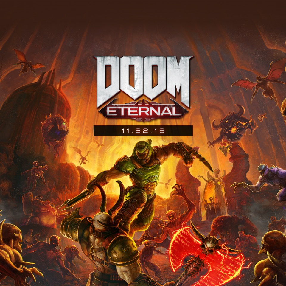 DOOM Eternal | Bethesda net