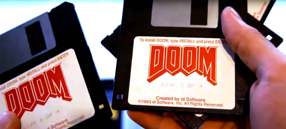 Submit your DOOM fan art – August's Theme: RETRO