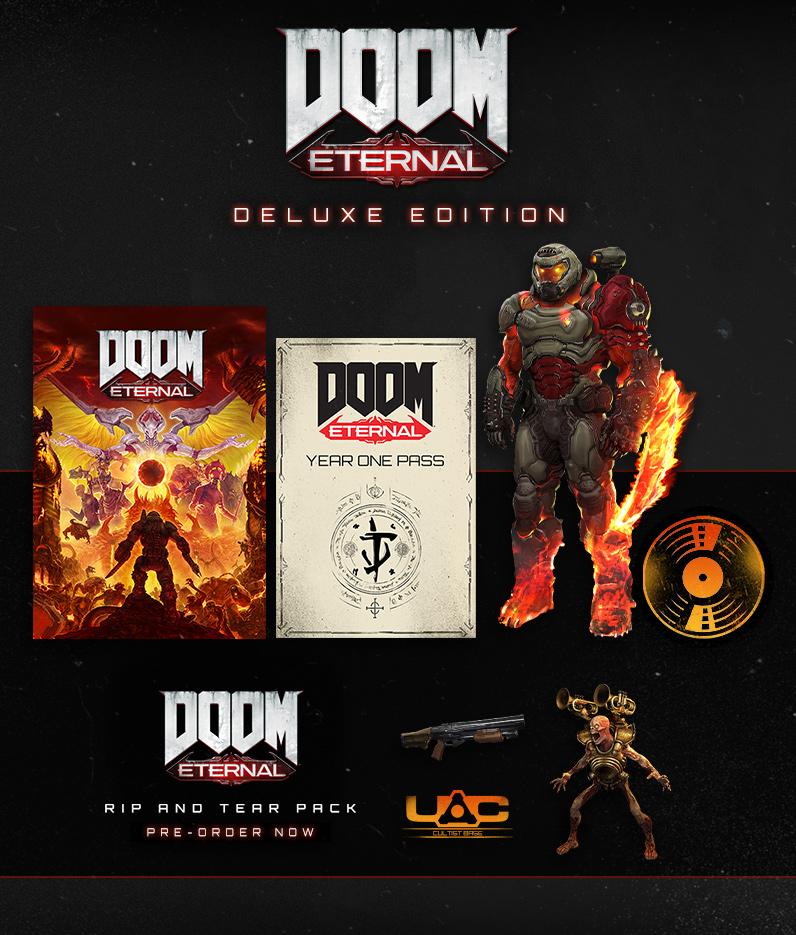 Doom Eternal Bethesda Net