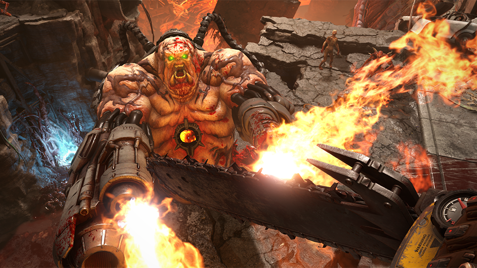 DOOM Eternal – Official Gameplay Reveal