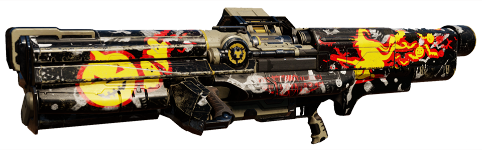 RAGE2 AllHallowsRocketLauncher