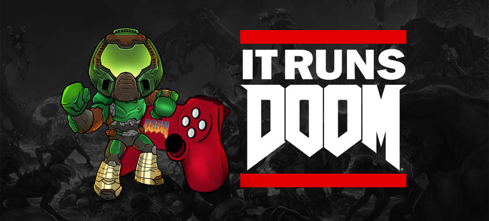 It Runs DOOM #5