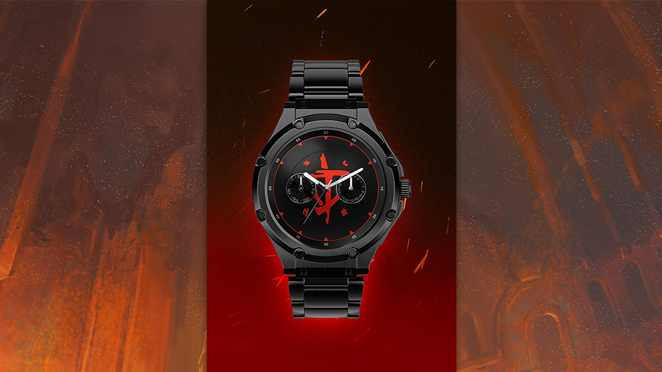 DE slayer watch in-body